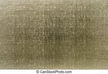 gyllene, metallisk, bakgrund, med, skrapar
