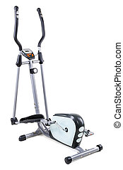 elliptical cardio trainer