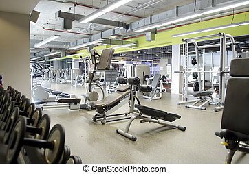 Gym finess center