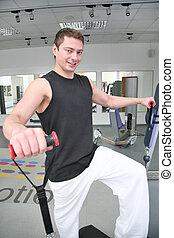 gym man 3