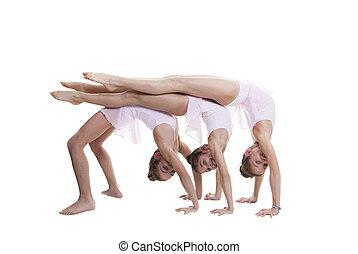gym or dance class