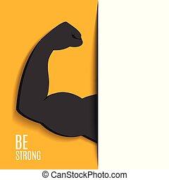 Gym sport template