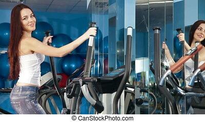 gymnase, exercice