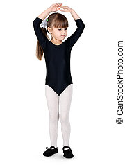 gymnast child girl