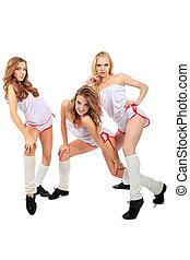 gymnast group