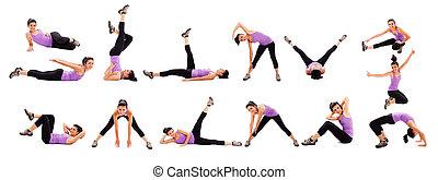 Gymnastics - montage