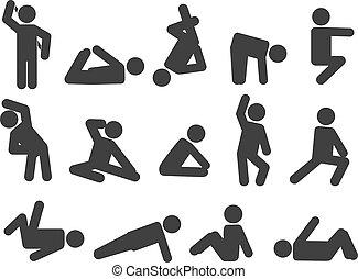 gymnastisch