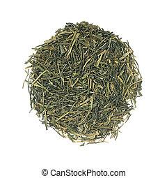 gyokuro, zöld, japán, tea