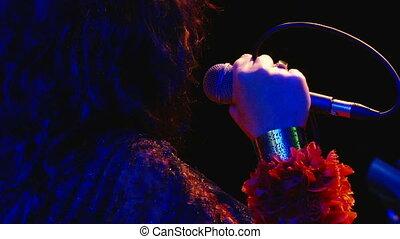 Gypsy Music, singer