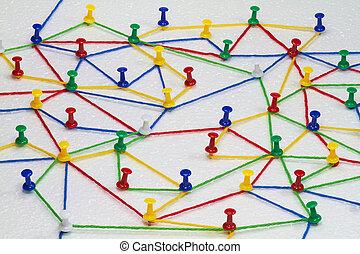 hálózat