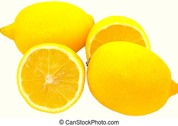 három, citromfák