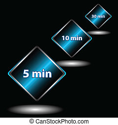 három, időmegállapítás