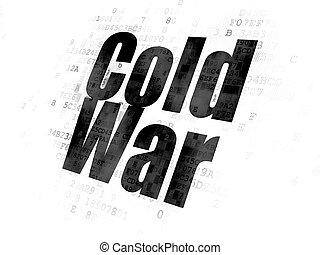 háttér, digitális, politika, hidegháború, concept:
