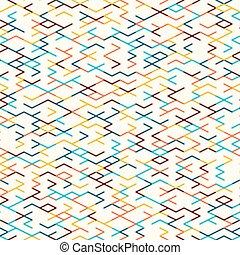 háttér., elvont, pattern., geometriai, seamless