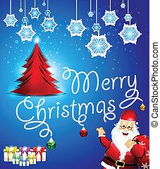 háttér, karácsony, szent