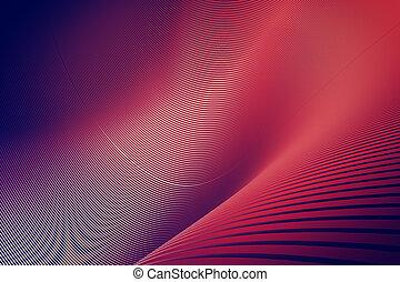 háttér, piros, kreatív