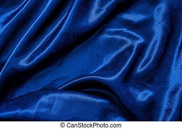 háttér, ruhaanyag, kék, struktúra, szerkezet