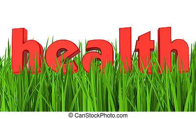 hälsa, symbol