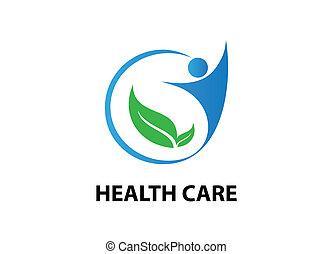 hälsa varsamhet, symbol