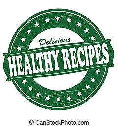 hälsosam, recepten