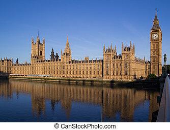 häusser, parlament
