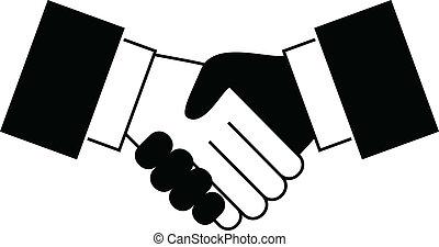 håndslag