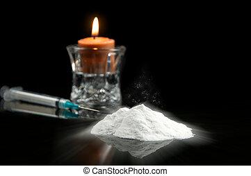 hård, narkotiske midler