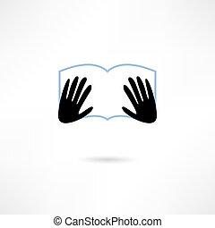 hænder, ikon
