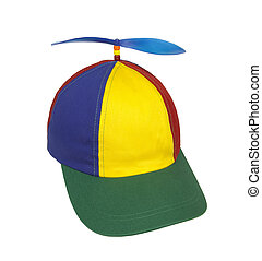 hélice, chapeau