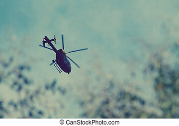 hélicoptère, 1