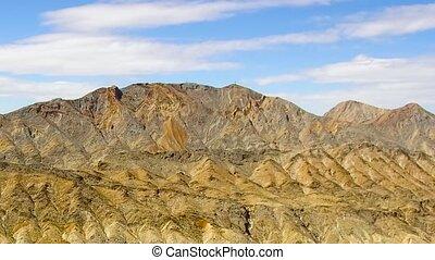 hélicoptère, canyon, vue, aérien, grandiose