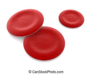 hémoglobine, cellules