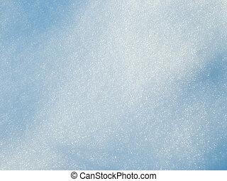hó, háttér