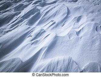 hó, lenget