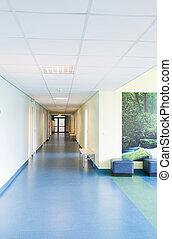hôpital, salle