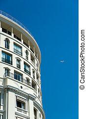 hôtel paris, depuis, monte carlo