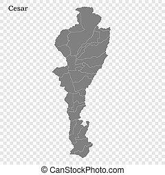 hög, karta, tillstånd, kvalitet, colombia