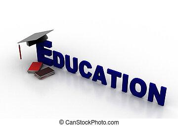 hög utbildning, begrepp