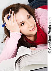 högskola studerande