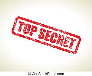 högsta hemlighet