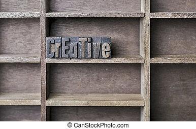 hölzern, brief, kreativ