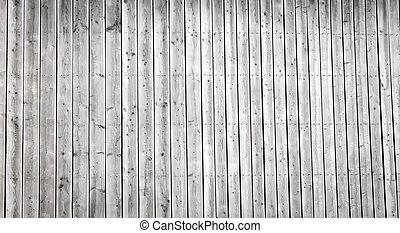hölzern, digital erzeugt, grau, planken