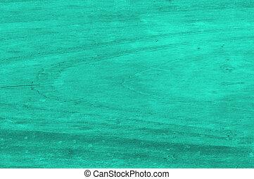 hölzern, grüner hintergrund