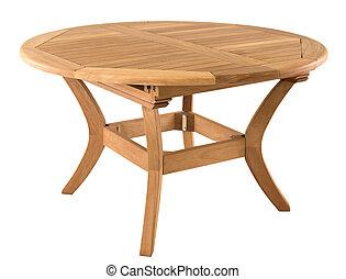 hölzern, Tisch
