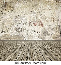 hölzerner stock, hintergrund, bild