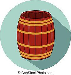 skizze alkohol h lzern getr nk design fass stand. Black Bedroom Furniture Sets. Home Design Ideas