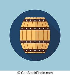 wohnung bierflasche ikone wohnung stil langer eps. Black Bedroom Furniture Sets. Home Design Ideas