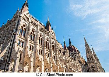 húngaro, parlamento