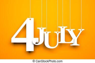 húr, szöveg, -, 4, függő, július