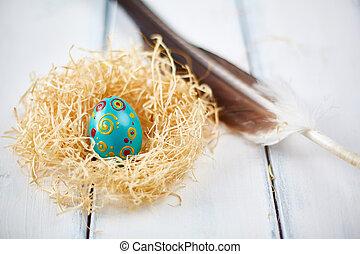 húsvét, érkező